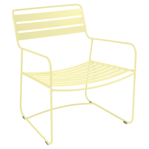 Fermob Surprising Low Armchair in Frosted Lemon