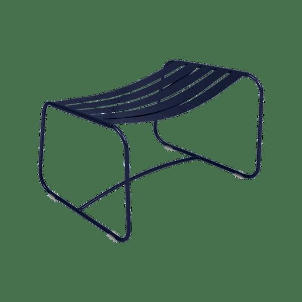 Fermob Surprising Footrest in Deep Blue