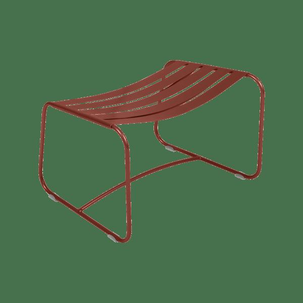 Fermob Surprising Footrest in Red Ochre