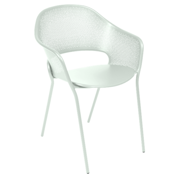 Fermob Kate Armchair in Ice Mint