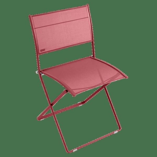 Fermob Plein Air Chair in Chilli