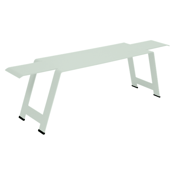 Fermob Origami Bench in Ice Mint